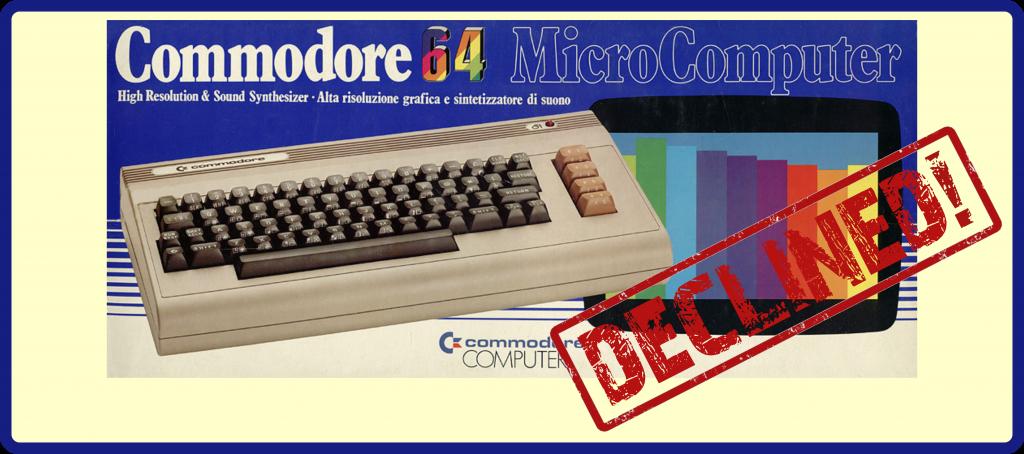 Commodore C64 - 4