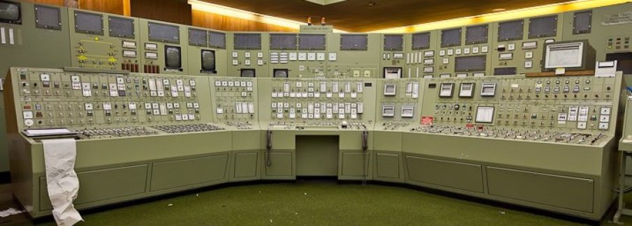 Power plant control room 2
