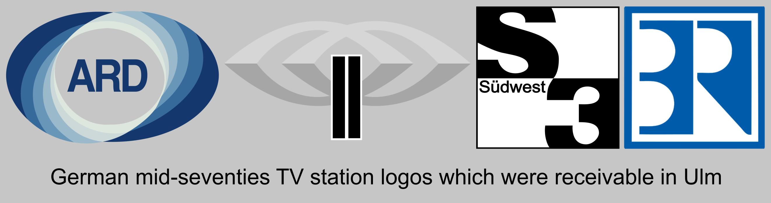TV station logo's 1