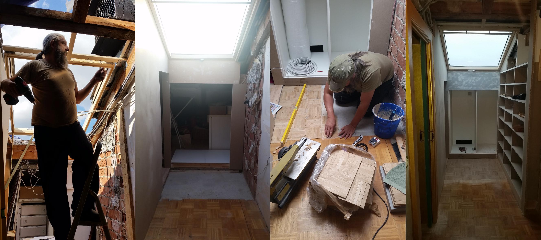 Umbau Heckenbühl 1